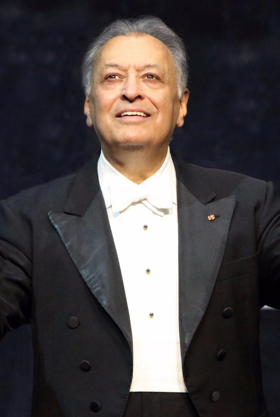 Maestro Zubin Mehta to Lead Israel Philharmonic Orchestra at Carnegie Hall for Final Tour Concerts
