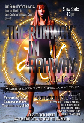 'The Runway In Rahway' Returns to Union County Performing Arts Center