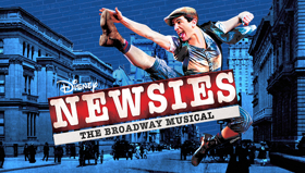 Disney's NEWSIES, Starring Joey Barreiro and Daniel Quadrino, to Sell Papes at Pittsburgh CLO Soon
