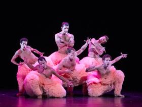 EDINBURGH 2017: BWW Review: TUTU: DANCE IN ALL ITS GLORY, Pleasance Courtyard