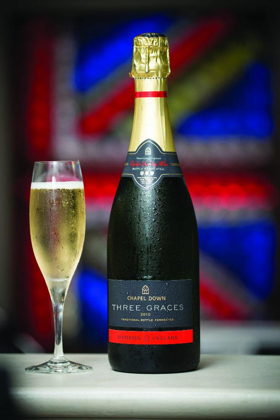 CHAPEL DOWN English Sparkling Wine for Champagne Enthusiasts