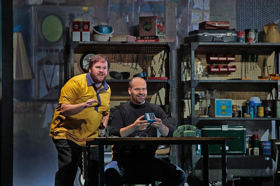 BWW Review: THE (R)EVOLUTION OF STEVE JOBS Sells Out at Santa Fe Opera
