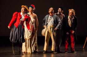 BWW Review:  Happenstance Theater's BON VOYAGE!  A HAPPENSTANCE ESCAPADE a Perfect Summer Confection