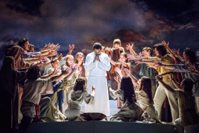 BWW Review: The Ordway's Fan-Freakin-Tastic JESUS CHRIST SUPERSTAR Closes this Weekend - Don't Miss It!