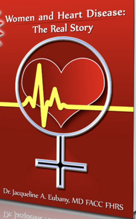 Women And Heart Disease: New Book Empowers Women To Take Control Of Their Health