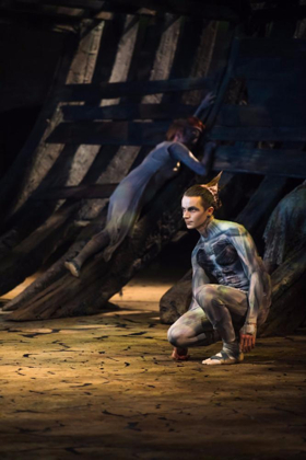 BWW Interview: Mark Quartley Talks Motion Capture In THE TEMPEST