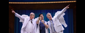 BWW Review: Blasphemy is Fun in AN ACT OF GOD at Pittsburgh Public
