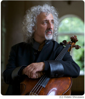 Cellist Mischa Maisky Performs with Orpheus Chamber Orchestra at 92Y Opening Night