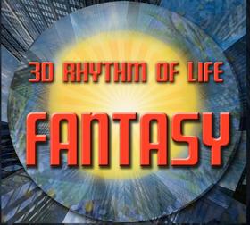 Latin-Tropical-Soul Band 3D Rhythm of Life Releases 'Fantasy' Album