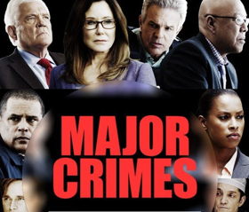 First Look - Trailer for Season 6 of TNT's MAJOR CRIMES Premiering 10/31