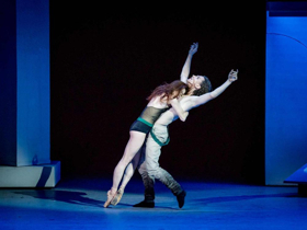 BWW Review: The Bolshoi's Inscrutable Retelling of Shakespeare's THE TAMING OF THE SHREW