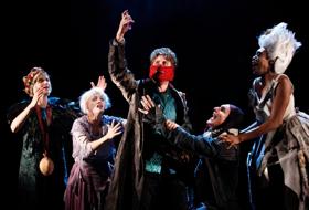 Tom Morris' THE GRINNING MAN to Open at Trafalgar Studios in December