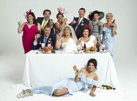 Full Cast and First Look at FAT FRIENDS THE MUSICAL