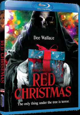 RED CHRISTMAS Brings Holiday Fear to Blu-ray, DVD and VOD, Today