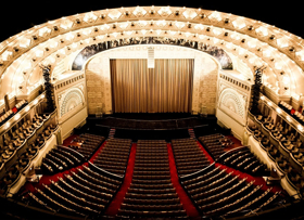 Jonathan Lee, Justice Ruth Bader Ginsburg, Joffrey Ballet and More Coming Up at Auditorium Theatre