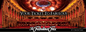Single Tickets on Sale Next Month for 2017-18 Broadway Season at the Fox