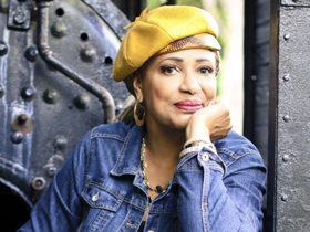 Vaneese Thomas to Celebrate Women of Soul at the Halloran Centre