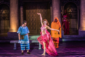 BWW Review: The MUNY's Uproarious and Delightful A FUNNY THING HAPPENED ON THE WAY TO THE FORUM