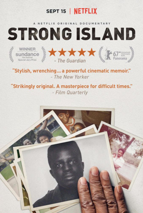 VIDEO: Netflix Shares Trailer & Key Art for STRONG ISLAND