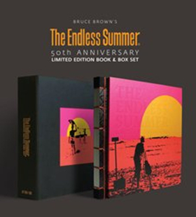 Iconic Film Maker Bruce Brown Releases The Endless Summer Book And Box Set