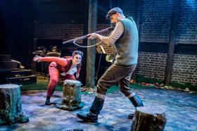 BWW Review: THE CUNNING LITTLE VIXEN, Arcola Theatre