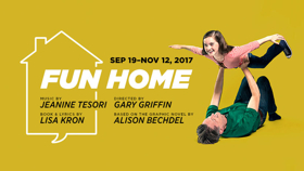 Casting Announced for FUN HOME, FADE, 'BREACH' and DOING IT at Victory Gardens