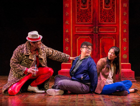 BWW Review: THE KING OF THE YEES Playwright Lauren Yee Shares Her Father's Story in an Innovative World Premiere Staging