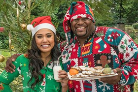 Ayesha Curry & Anthony Adams Host Third Season of THE GREAT AMERICAN BAKING SHOW
