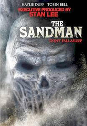 Stan Lee Executive Produced Horror Original, THE SANDMAN, Starring Tobin Bell & Haylie Duff, Premieres on SYFY Today