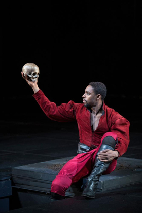 Shakespeare's HAMLET Extends at The Old Globe