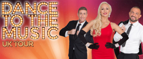 Kristina Rihanoff and Christopher Maloney to Appear in DANCE TO THE MUSIC UK Tour