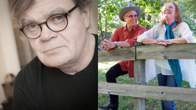 Garrison Keillor and Robin & Linda Williams Coming to Capitol Center This Fall