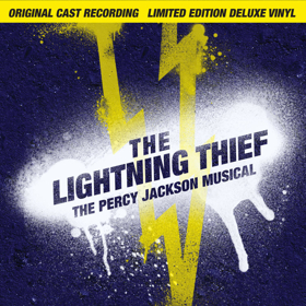 THE LIGHTNING THIEF Cast Recording Gets Special Edition Vinyl This Winter