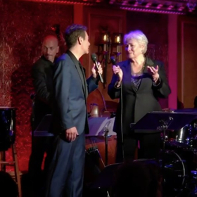 Get Ready for Michael Feinstein & Betty Buckley in 'SHOWSTOPPERS' Tonight with a Fun Duet
