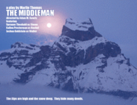 Marlin Thomas's THE MIDDLEMAN Set for NY SummerFest