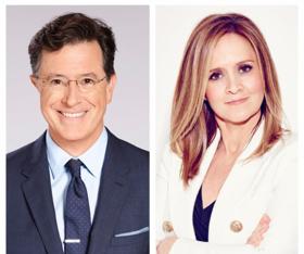 Stephen Colbert & Samantha Bee to Bring 'SAD! A HAPPY EVENING' to NJPAC