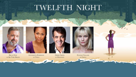 Hannah Yelland, Bruce Dow, Antoinette Robinson, and More to Star in Shakespeare Theatre Company's TWELFTH NIGHT