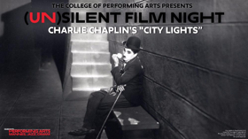 Michael Bacon to Host Chaplin Film Screening Accompanied by Live Orchestra
