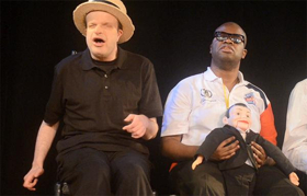 Gavin Creel and Dale Hensley Team Up to Give Disabled Performers the Spotlight