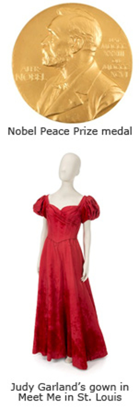 Judy Garland Costumes and More Up for Auction Today in Los Angeles
