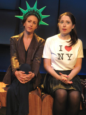 BWW Review: F THEORY at NJ Rep Shines Bright with Humor and Heart