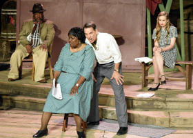 BWW Review: Provocative TROUBLE IN MIND by Alice Childress Gets Timely Revival at Theatricum Botanicum