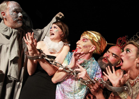 Cast Complete for Charles Ludlam's CONQUEST OF THE UNIVERSE OR WHEN QUEENS COLLIDE at La MaMa