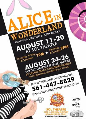 Sol Children Theatre Presents ALICE IN WONDERLAND - 8/10 - 20