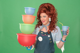 BWW Interview: Dixie Longate in DIXIE'S TUPPERWARE PARTY at MPAC