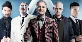 THE ILLUSIONISTS to Bring Jaw-Dropping Talents to NJPAC Next Spring