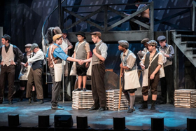 BWW Review:  NEWSIES at Surflight Shines with a Fine Cast and Great Numbers