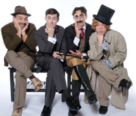 BWW Review: Animal Crackers at Cygnet Theatre