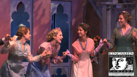 BWW Review: LOVE'S LABOUR'S LOST at Kingsmen Shakespeare Festival