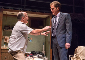 BWW Review: SIMPATICO at McCarter Rocks